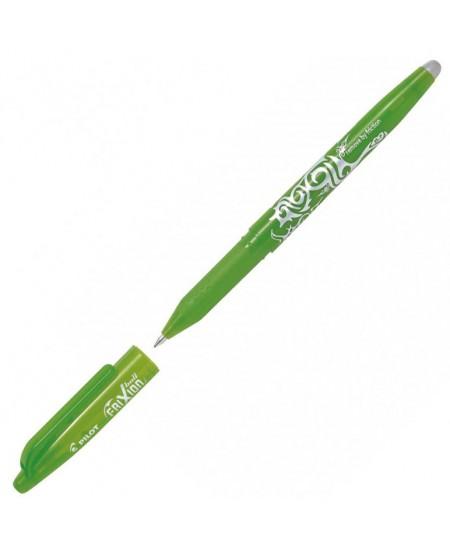 Rašiklis Pilot Frixion Ball, 0,7 mm, šviesiai žalia sp., su trynekliu