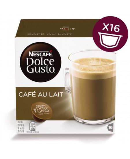 Kavos kapsulės NESCAFE Dolce Gusto Cafe au Lait