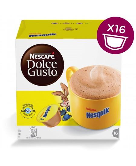 Kakavos kapsulės NESCAFE Dolce Gusto Nesquik