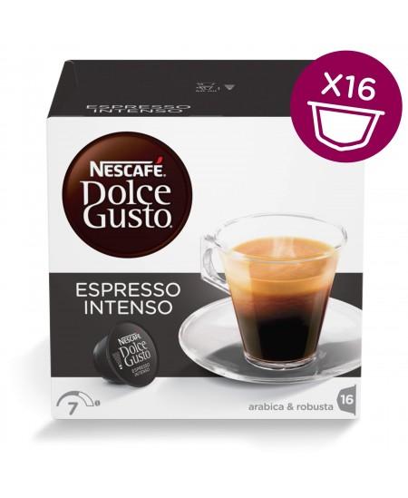 Kavos kapsulės NESCAFE Dolce Gusto Espresso Intenso