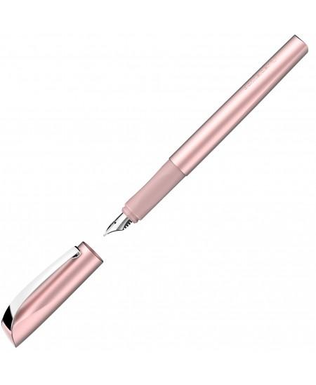 Plastikinis plunksnakotis SCHNEIDER Ceod Shiny, rožinės spalvos korpusas
