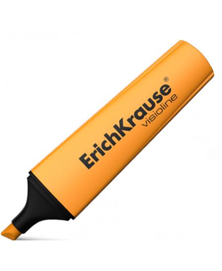 Teksto spalviklis ERICH KRAUSE Visioline V-12, oranžinis