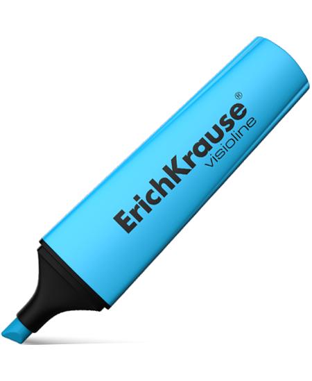 Teksto spalviklis ERICH KRAUSE Visioline V-12, mėlynas