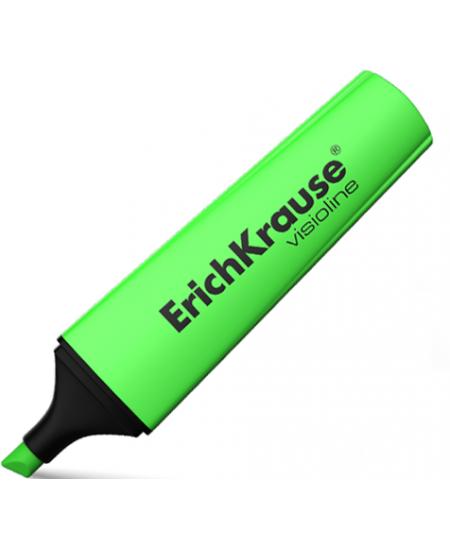 Teksto spalviklis ERICH KRAUSE Visioline V-12, žalias