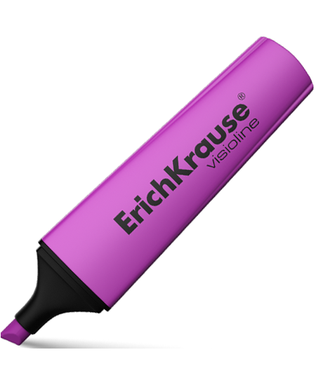 Teksto spalviklis ERICH KRAUSE Visioline V-12, violetinis