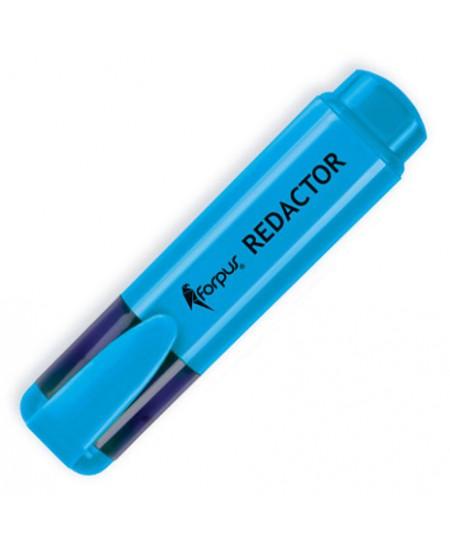 Teksto spalviklis FORPUS Redactor, mėlynas