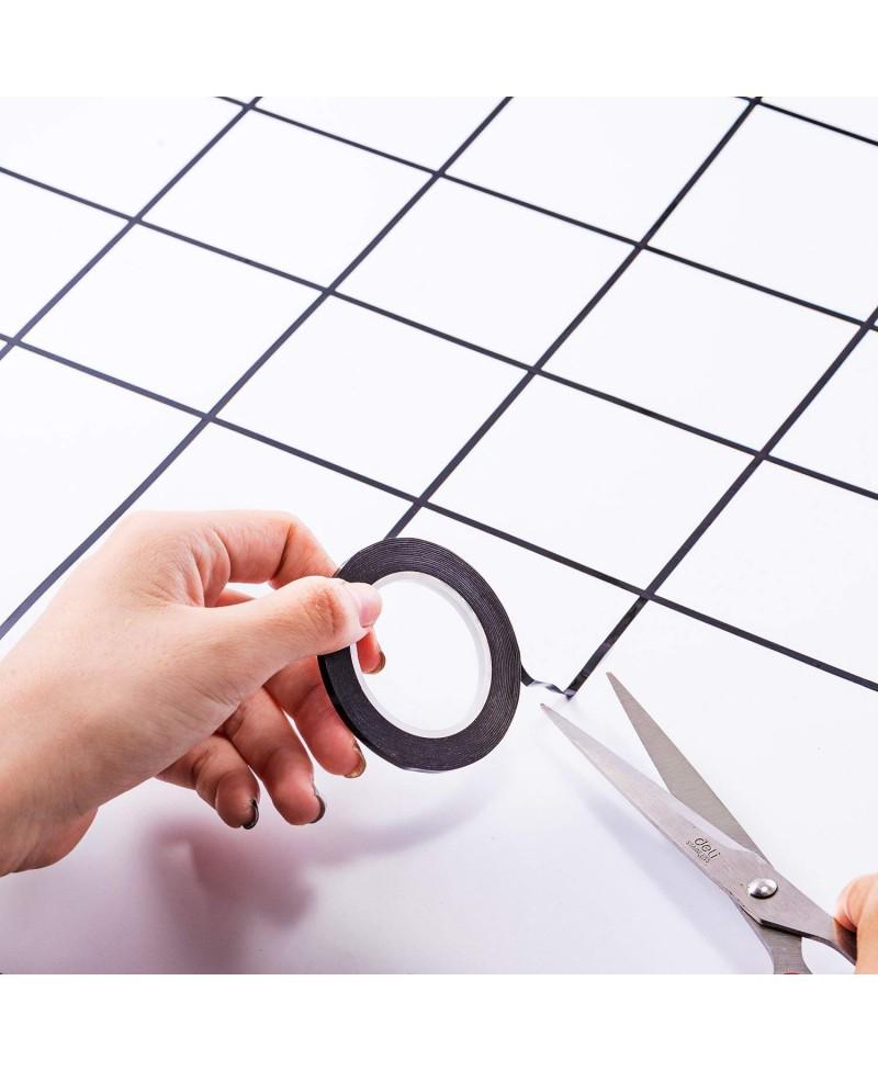 Lipni juostelė lentų segmentavimui NOBO, 3mm x 10m