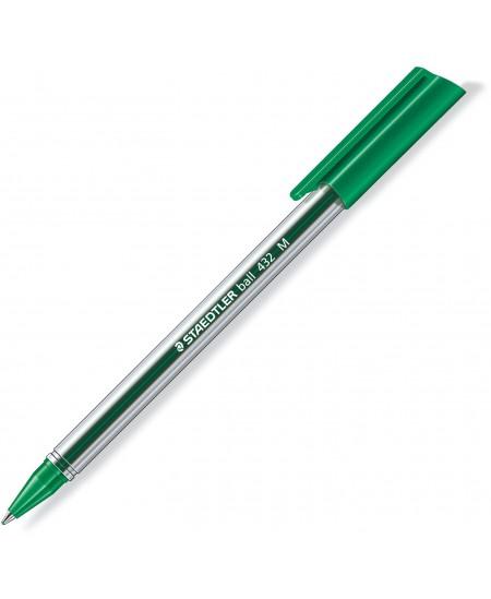 Tušinukas STAEDTLER 432, 0,3mm, žalias