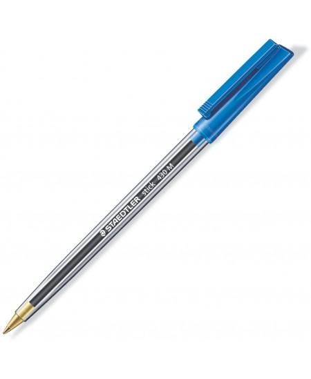 Tušinukas STAEDTLER 432, 0,5mm, mėlynas
