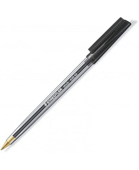 Tušinukas STAEDTLER 432, 0,5mm, juodas
