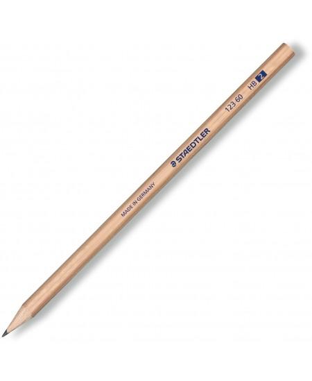 Natūralios medienos pieštukas STAEDTLER Eco, padrožtas, HB