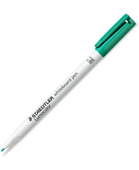 Žymeklis baltai lentai STAEDTLER Lumocolor slim 301, žalias