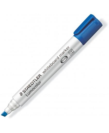 Žymeklis baltai lentai STAEDTLER Lumocolor 351 B, mėlynas