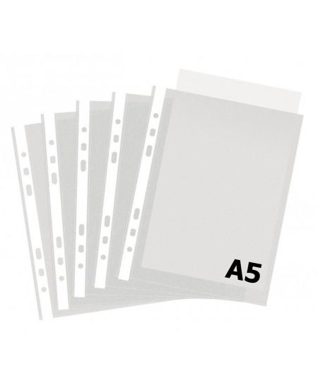 Įmautės A5, 40 µm, 100 vnt., skaidrios