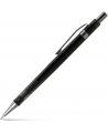Automatinis pieštukas ERICH KRAUSE Black pointer, juodas korpusas, 0,5 mm