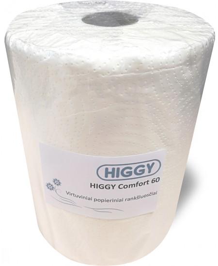 Virtuviniai popieriniai rankšluosčiai HIGGY Comfort 60, 1 ritinys