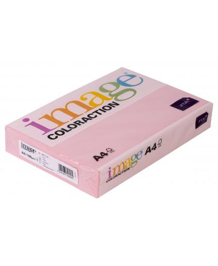 Spalvotas popierius IMAGE COLORACTION, 160g/m2, A4, 250 lapų, rožinė (Pink)
