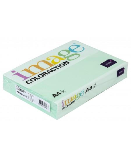 Spalvotas popierius IMAGE COLORACTION, 160g/m2, A4, 250 lapų, žalia (Green)