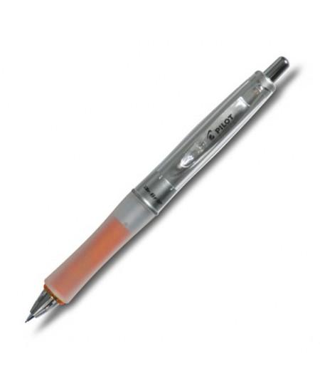 Automatinis pieštukas PILOT DR grip, oranžinis korpusas, 0,7 mm