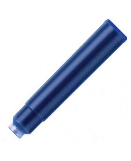 Rašalo kapsulė PARKER, mėlyna, trumpa
