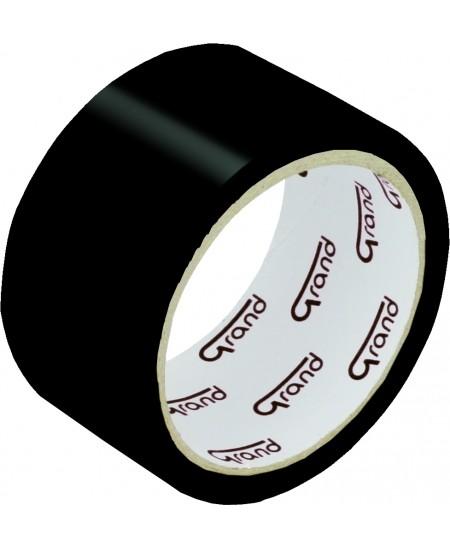 Lipni juosta GRAND, 48 mm x 50 m, juoda