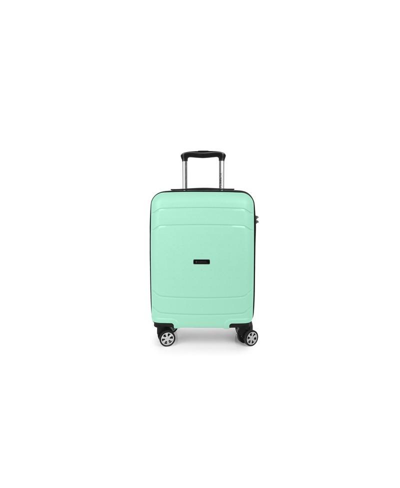 Kelioninis lagaminas GABOL SHIBUYA, mažas, 37x55x20 cm, mėtų spalvos