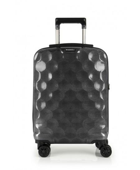 Kelioninis lagaminas AIR, mažas, 37x55x20 cm, juodas