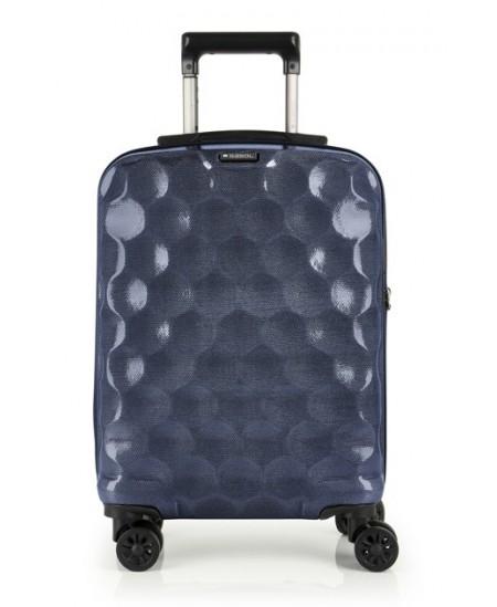Kelioninis lagaminas AIR, mažas, 37x55x20 cm, mėlynas