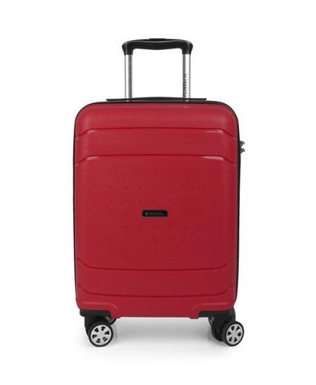 Kelioninis lagaminas SHIBUYA, mažas, 37x55x20 cm, raudonas