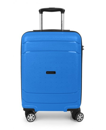 Kelioninis lagaminas SHIBUYA, vidutinis, 45x67x26 cm, mėlynas