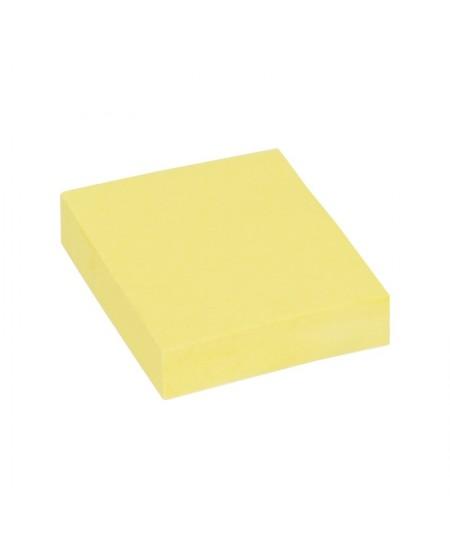 Lipnūs lapeliai EAGLE STICKY, 40x50 mm, 200 lapelių, geltoni