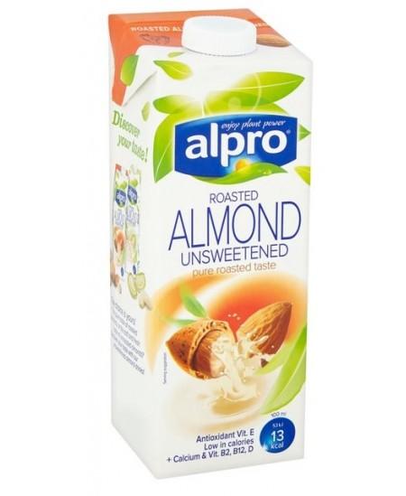 Gėrimas ALPRO, skrudintų migdolų skonio, nesaldintas, 1 l