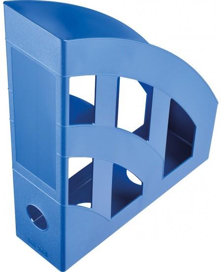 Dokumentų stovas HELIT, mėlynas