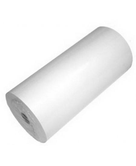 Ruloninis popierius, vienasluoksnis, su kraštine perforacija, 80m