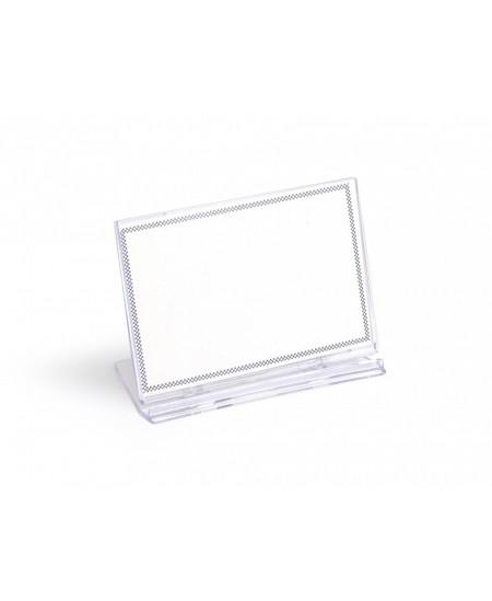 Vardinių kortelių stovelis SRD 517, 100x67mm