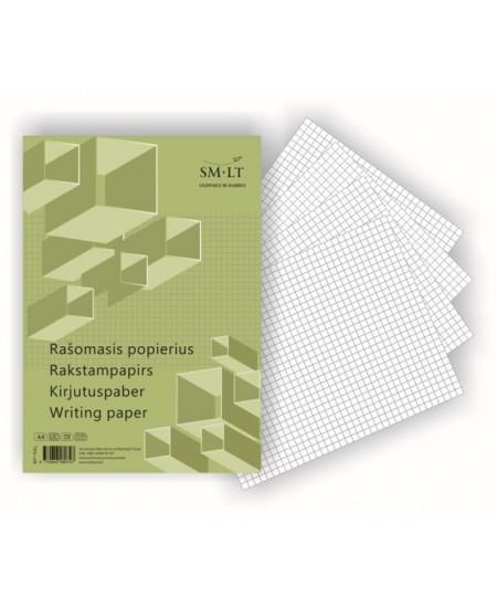 Rašomasis popierius SM-LT, A4, langeliais, 50 lapų