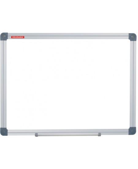 Balta magnetinė lenta MEMOBOARDS 50x60 cm, aliuminio rėmu