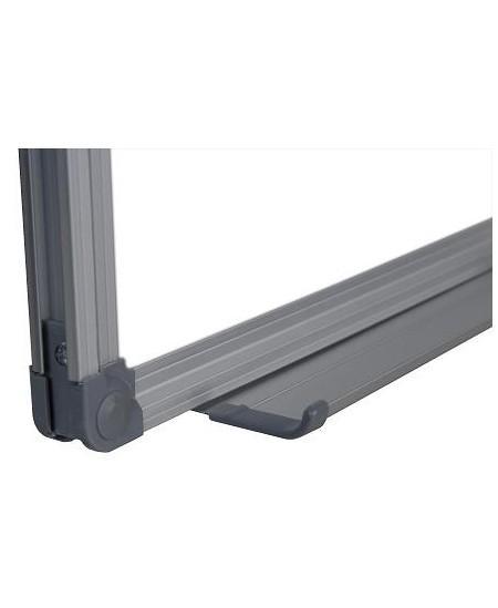 Balta magnetinė lenta MEMOBOARDS, 200x100 cm, aliuminio rėmas