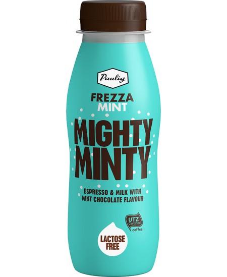 Kavos ir pieno be laktozės gėrimas PAULIG, Frezza Mint, 250 ml