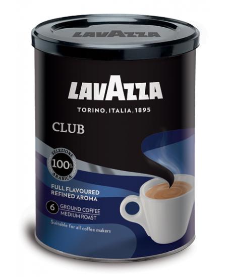 Malta kava LAVAZZA CLUB, skardinėje, 250g.
