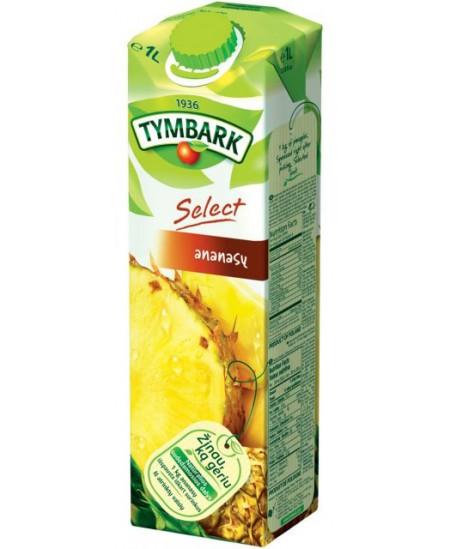 Ananasų sultys TYMBARK, 100 %, 1 l