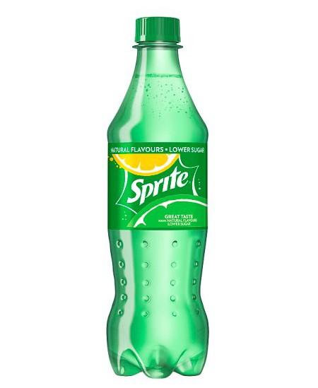 Gazuotas gėrimas SPRITE, 500 ml
