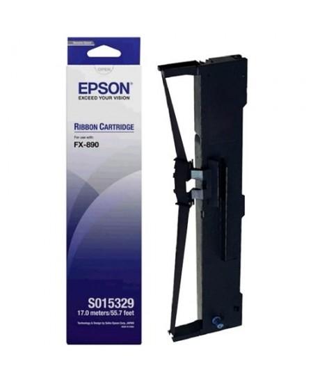Dažanti juostelė Epson C13S015329 (FX890) | juoda