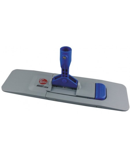 Laikiklis grindų šluostei MAGIC CLICK, fiksuojamas magnetu, 40 cm
