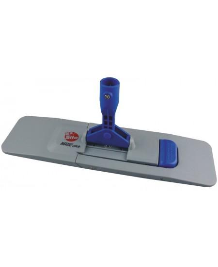 Laikiklis grindų šluostei MAGIC CLICK, fiksuojamas magnetu, 50 cm