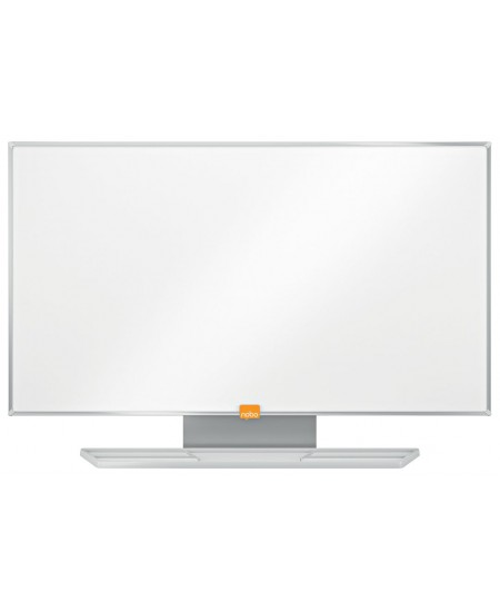 """Balta magnetinė lenta NOBO, plačiaekranė, 89x50 cm, 40"""", aliuminio rėmas"""