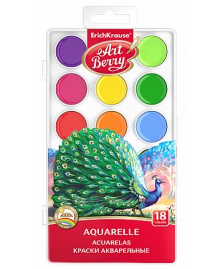 Akvarė ERICH KRAUSE Art Berry, su UV apsauga, 18 spalvų