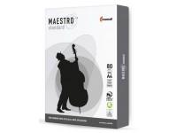 Popierius MAESTRO Standard, 80 g/m2, A4, 500 lapų