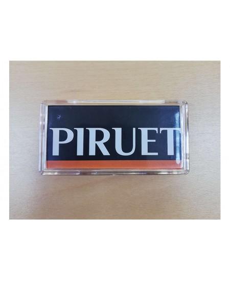 Dėklas vardinei kortelei, magnetinis, 70x34 mm