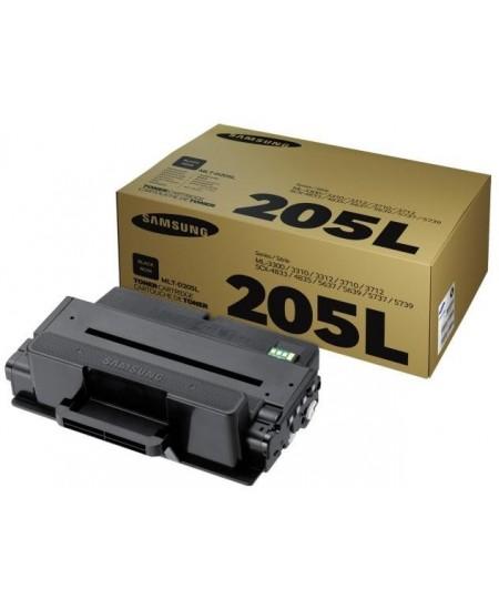 Lazerinė kasetė Samsung MLT-D205L | didelės talpos | juoda